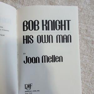 none Accents - Bob Knight Book Joan Mellen Indiana IU Basketball